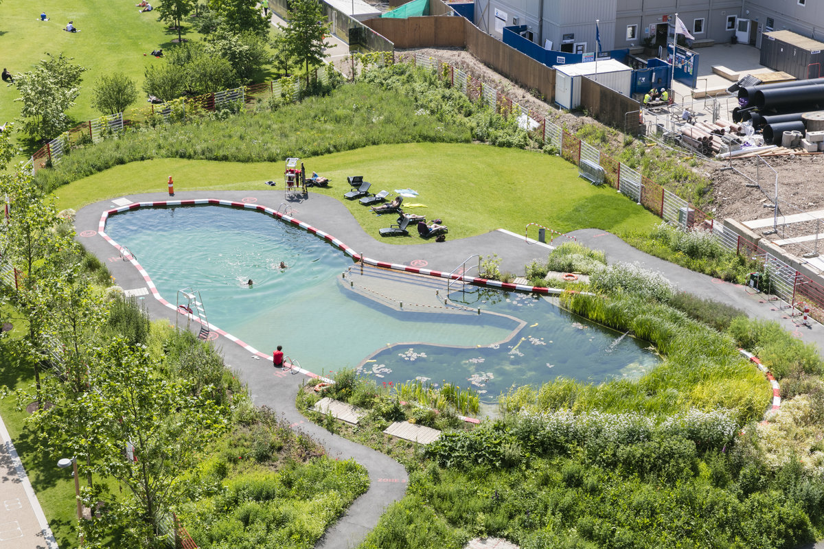 The Best Outdoor Swimming Pools In London