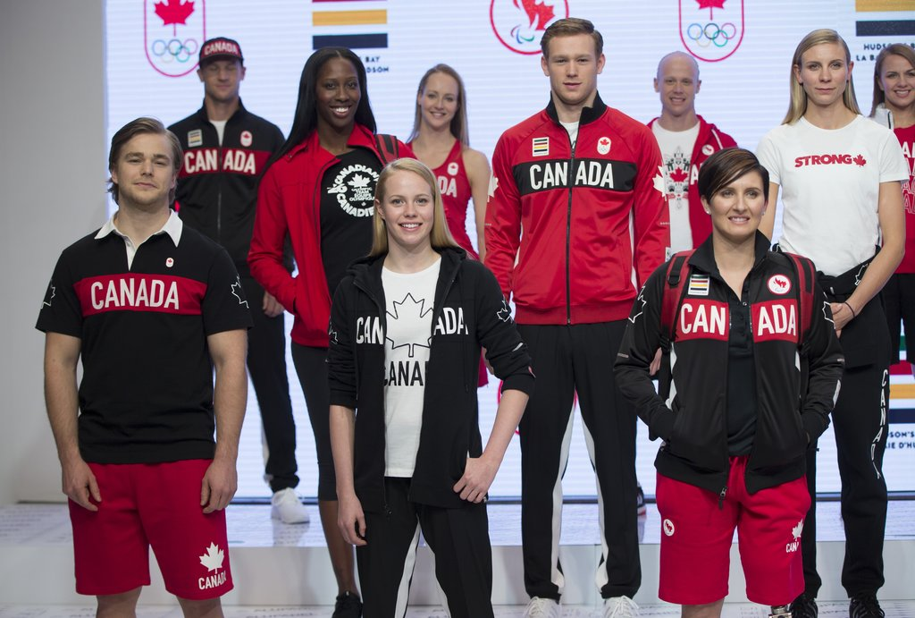 The 6 best team uniforms from the rio olympics for Spa uniform canada