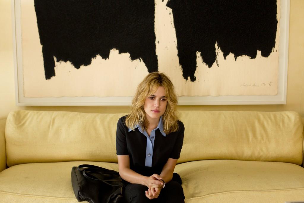 Younger Julieta (Adriana Ugarte)   © Pathe UK/20th Century Fox