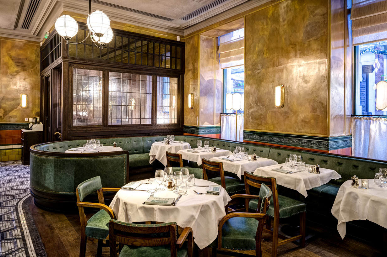 The Ivy Market Grill Restaurant|©Paul Winch-Furness/The Ivy Market