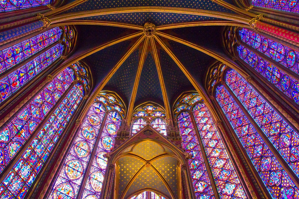Sainte-Chapelle © cjuneau/Flickr