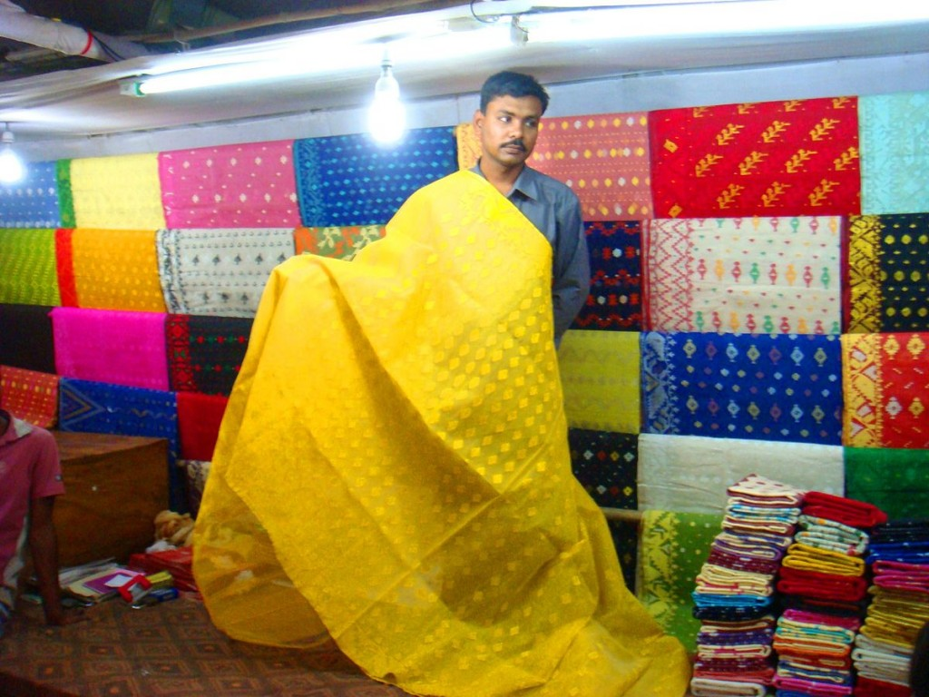The Best Saree Stores In Mumbai
