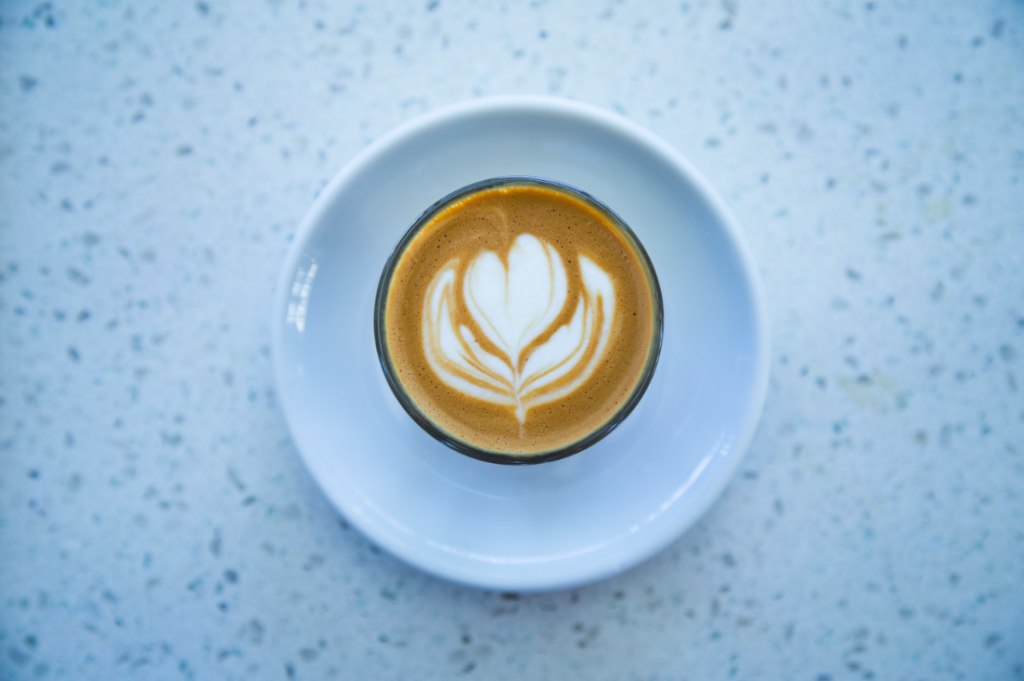 Latte | © Unsplash/Pixabay