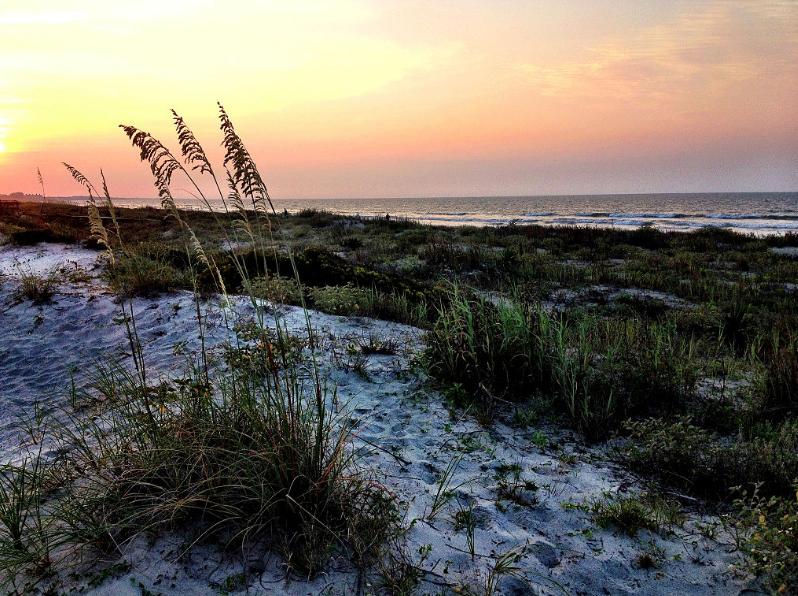 Kiawah Sunrise | © OzarksRazorback/Wikicommons