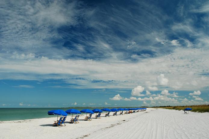 Caladesi Island State Park, Florida 2013 | © rcgtrrz/Flickr