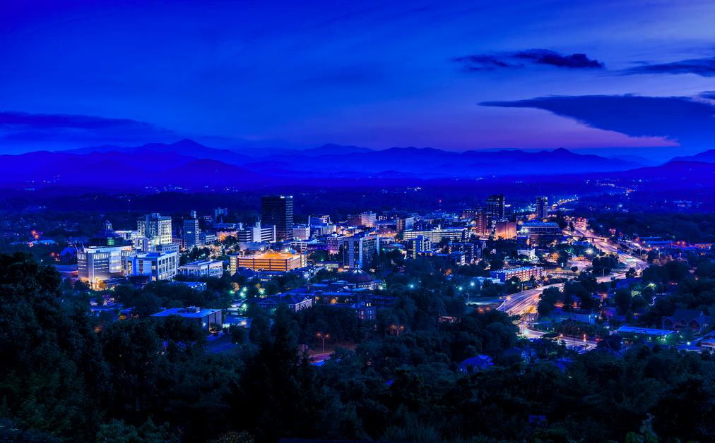 City of Asheville, North Carolina | © Ken Lane/Flickr