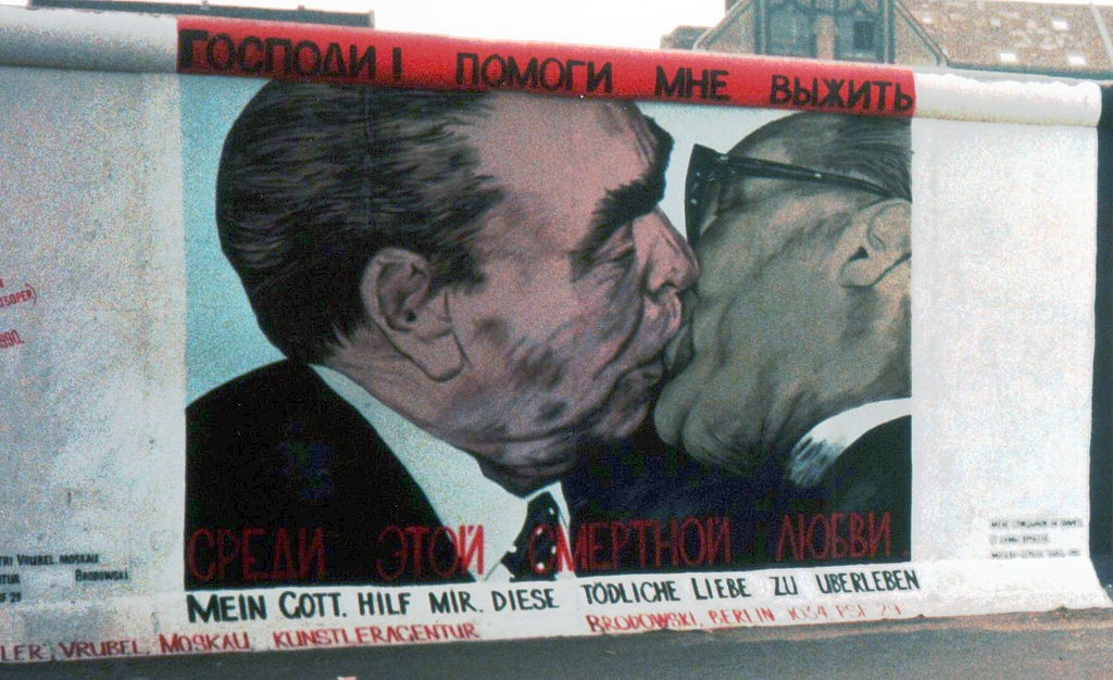 East Side Gallery|© Lklundin/WikiCommons