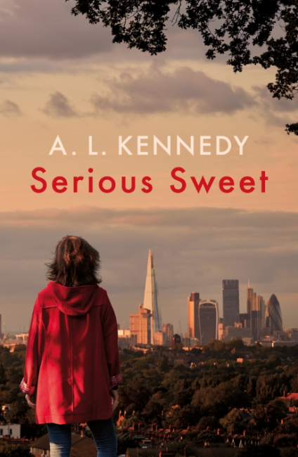 Serious Sweet by A.L. Kennedy / Courtesy of Jonathan Cape