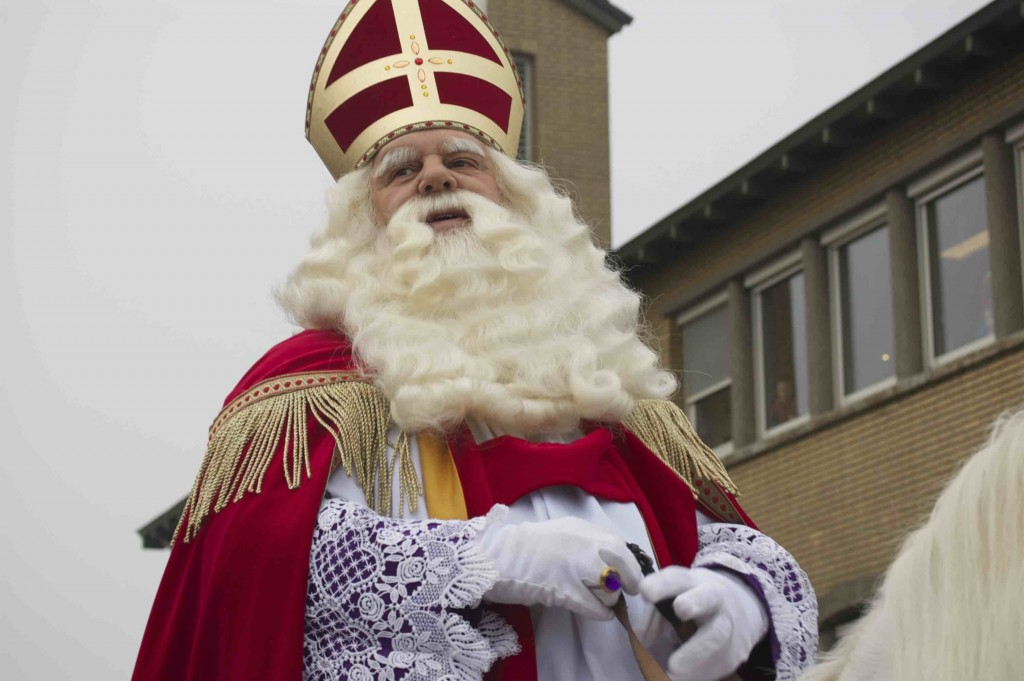 Sinterklaas or St. Nicholas, the star of one of Belgium's oldest folk traditions | © Wouter Engler/Wikimedia Commons