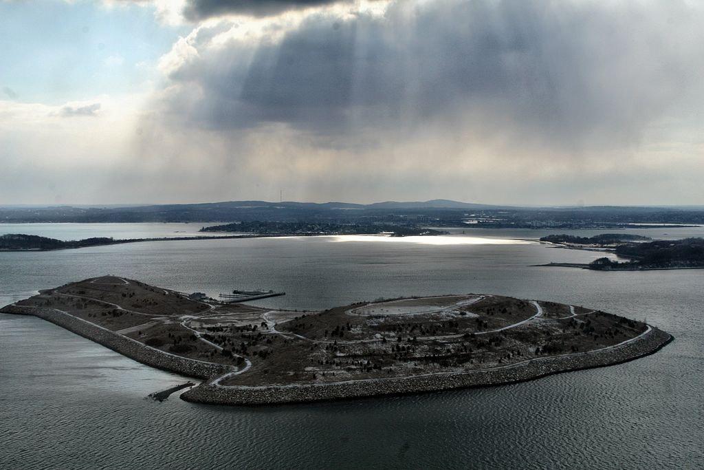 Spectacle Island in Boston Harbor | © Doc Searls from Santa Barbara, USA / Wikimedia Commons