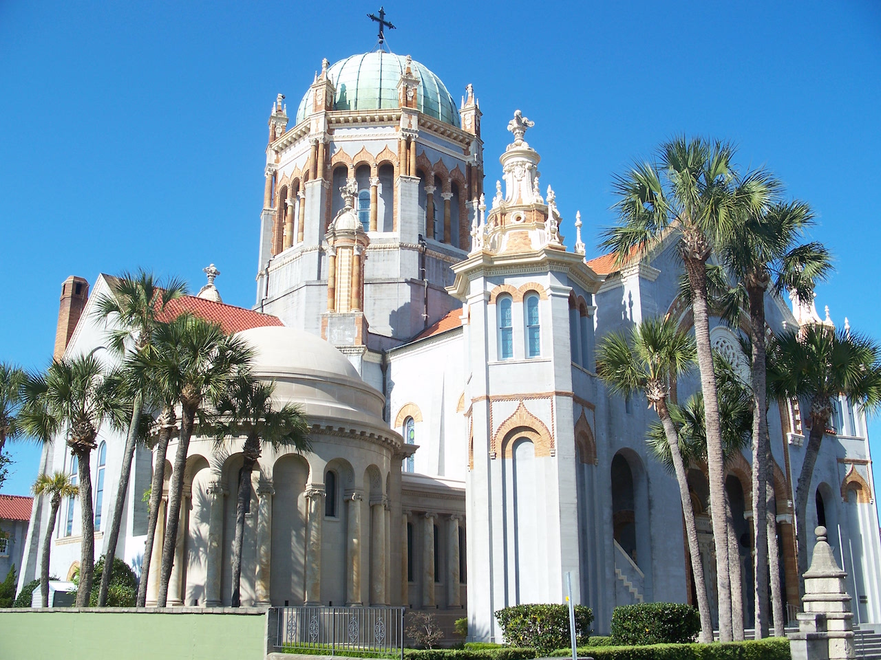Memorial Presbyterian Church, St Augustine | © Ebyabe/Wikicommons