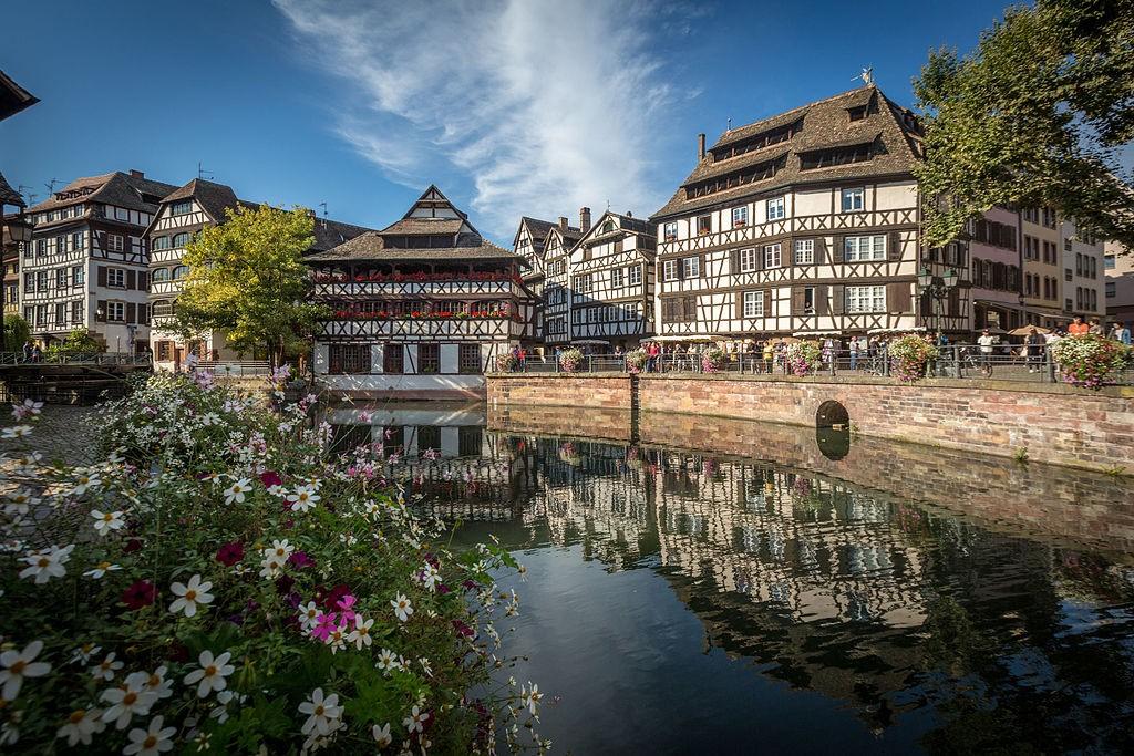 Strasbourg © Claude Truong-Ngoc/WikiCommons