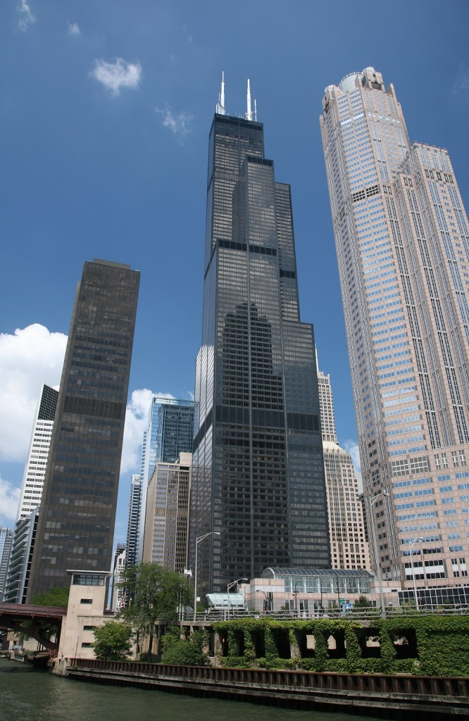 Willis Tower, courtesy of Wikipedia