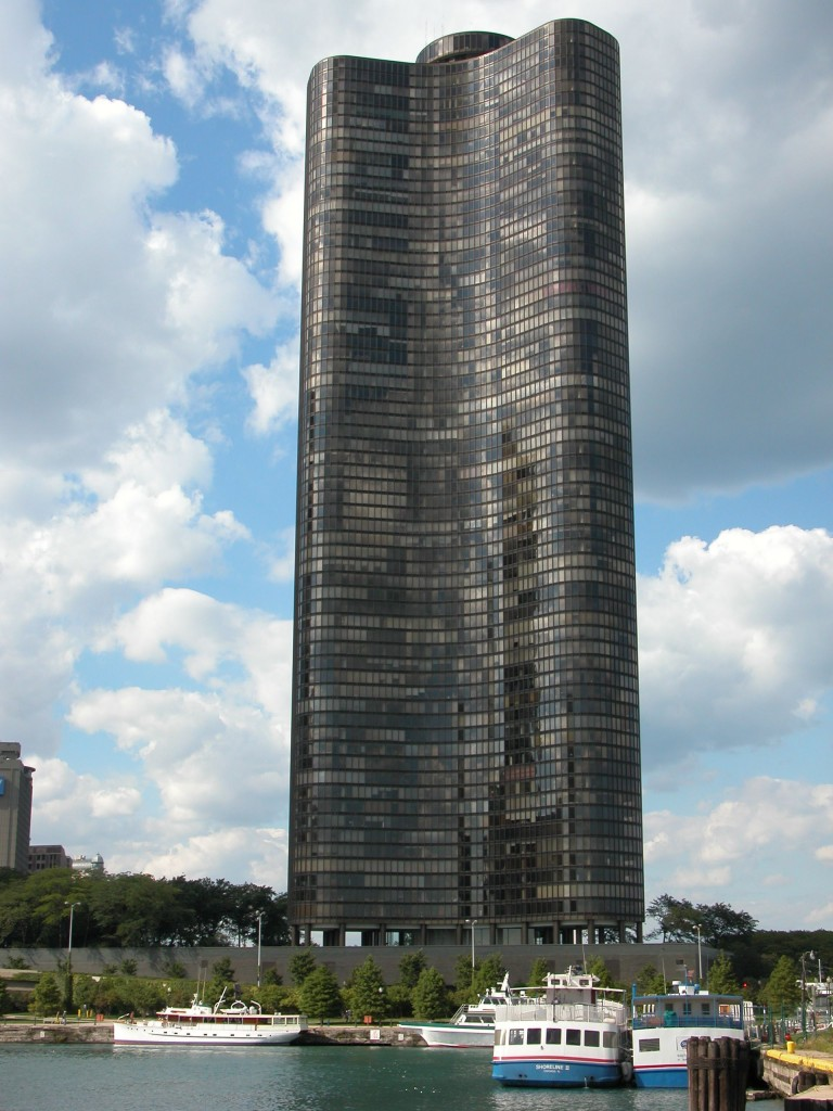 Lake Point Tower, courtesy of Wikimedia Commons