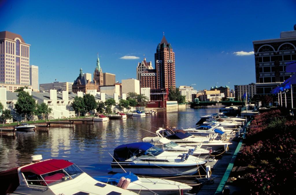Milwaukee River, courtesy of Wikipedia