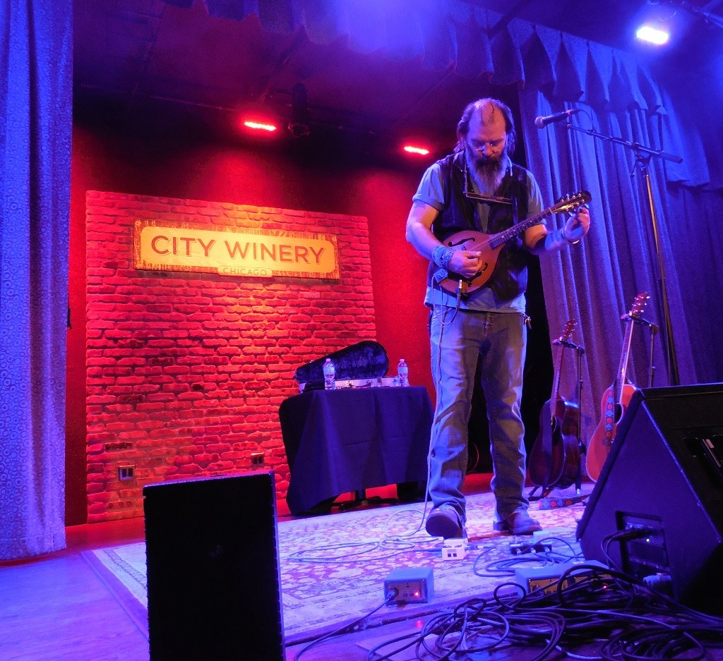 Steve Earle performing at City Winery, courtesy of Wikipedia