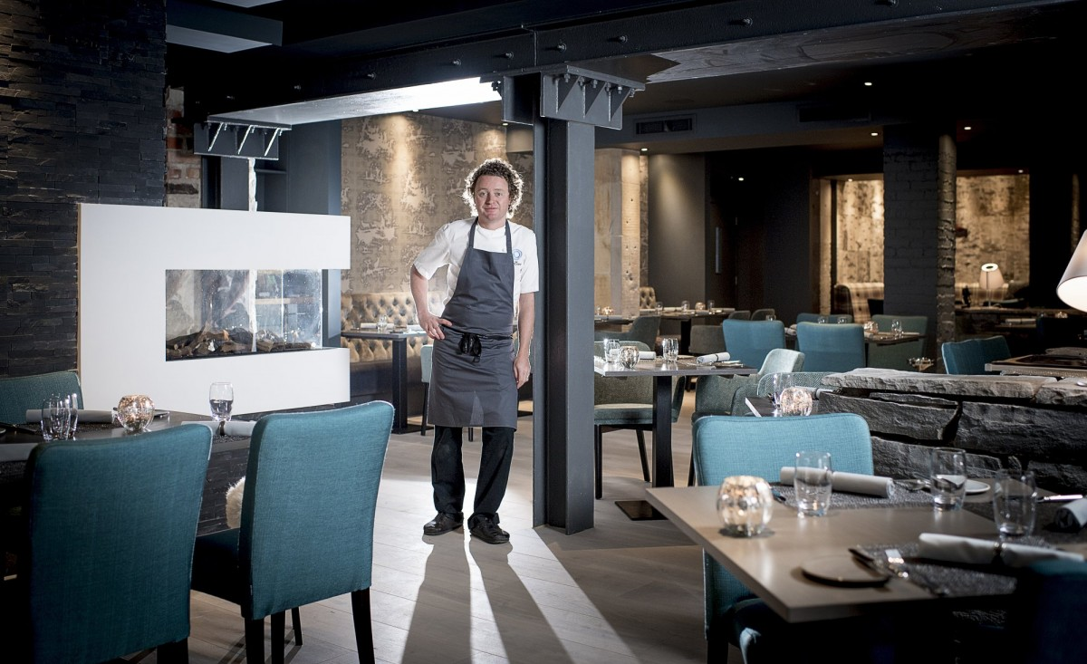Tom Kitchin | Courtesy Of The Kitchin