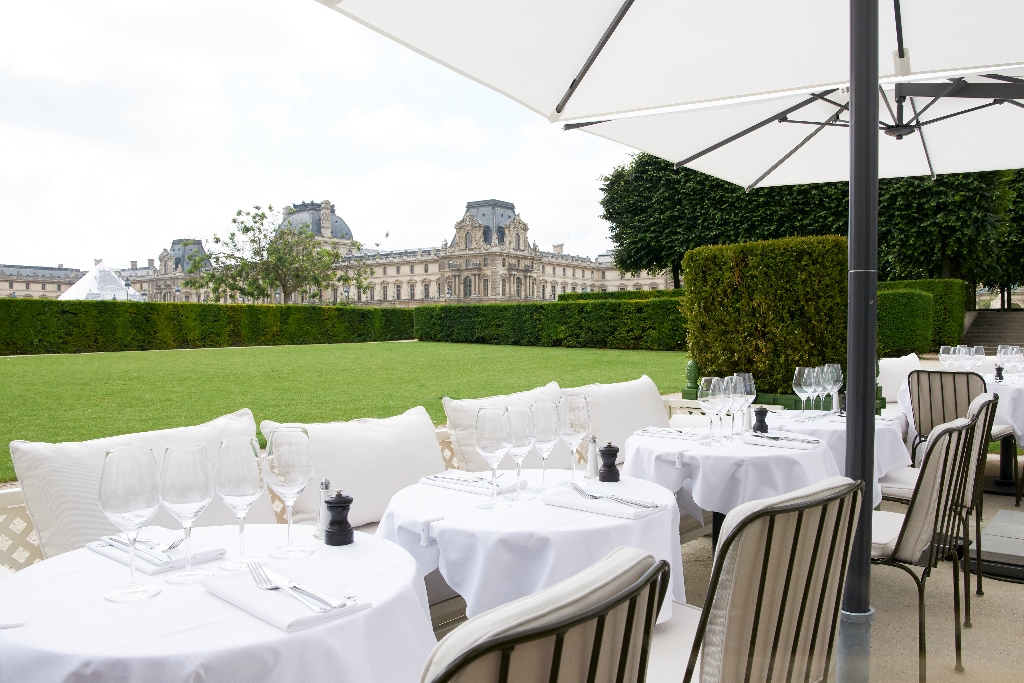the best restaurants for al fresco dining in paris. Black Bedroom Furniture Sets. Home Design Ideas
