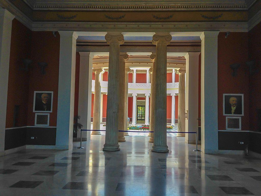 The Zappeion Hall main entrance|© athenswalk/WikiCommons