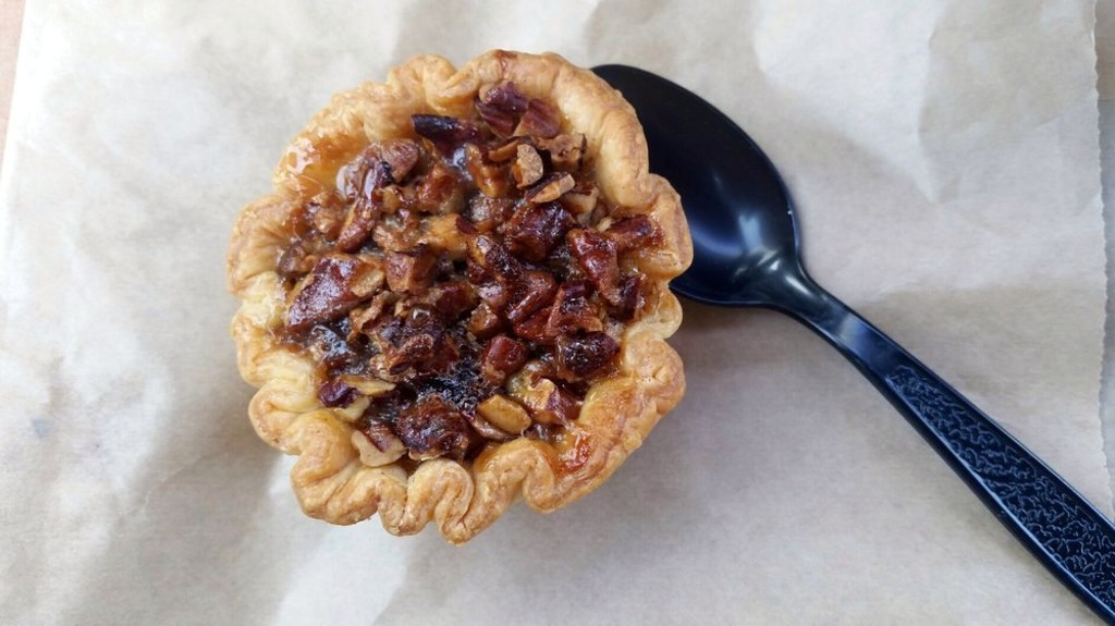 Tiny Pies, Pecan Pie | Courtesy of Madi Rawlins
