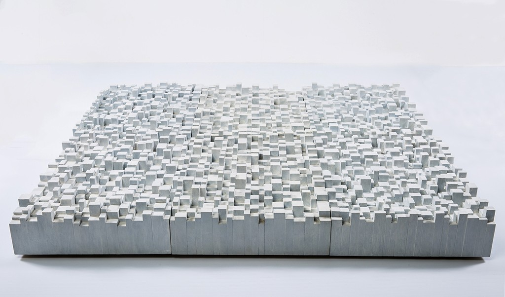 'M'AHL' a work by Tobi Kahn | © 9/11 Memorial and Museum