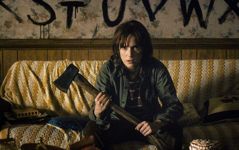 Winona Ryder slays as Joyce Byers © 21 Laps Entertainment