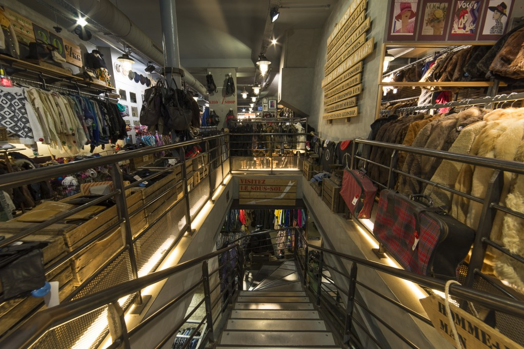 Two floors of shopping at Kilo Shop │ Courtesy of Kilo Shop