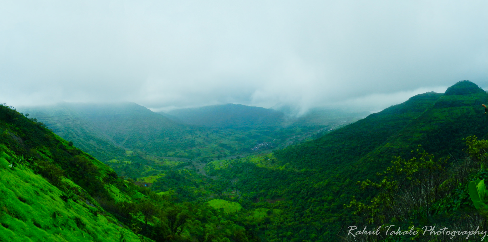View from Vikatgad | © Rahul Takala/Flickr