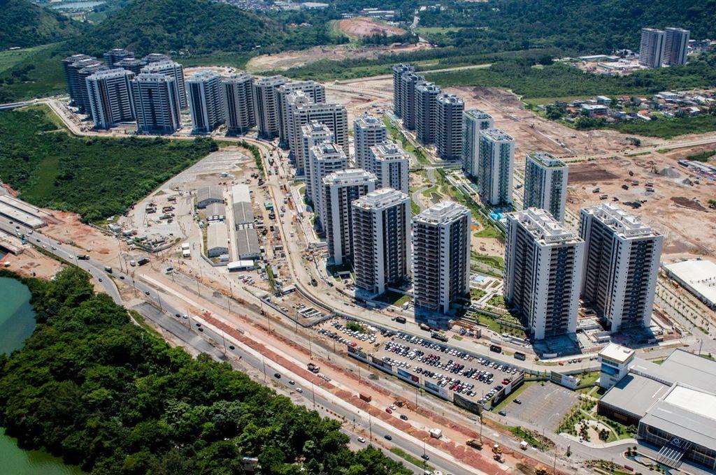 The Olympic Village  © Chronus/WikiCommons