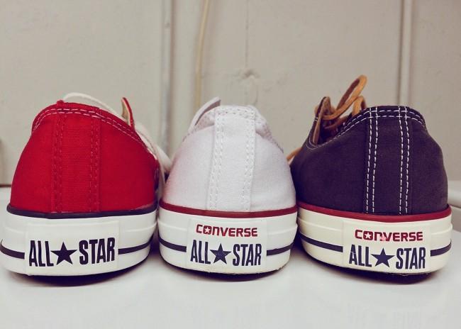 Vintage Converse | © Wokandapix/Pixabay