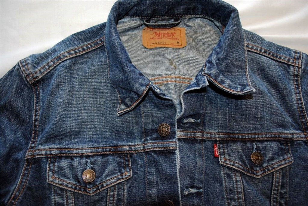 Vintage Denim Jacket | © Paul Townsend/Flickr