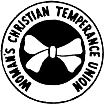 A Woman's Christian Temperance Union badge inspired by Sheppard's revolt | © WCTU/WikiCommons