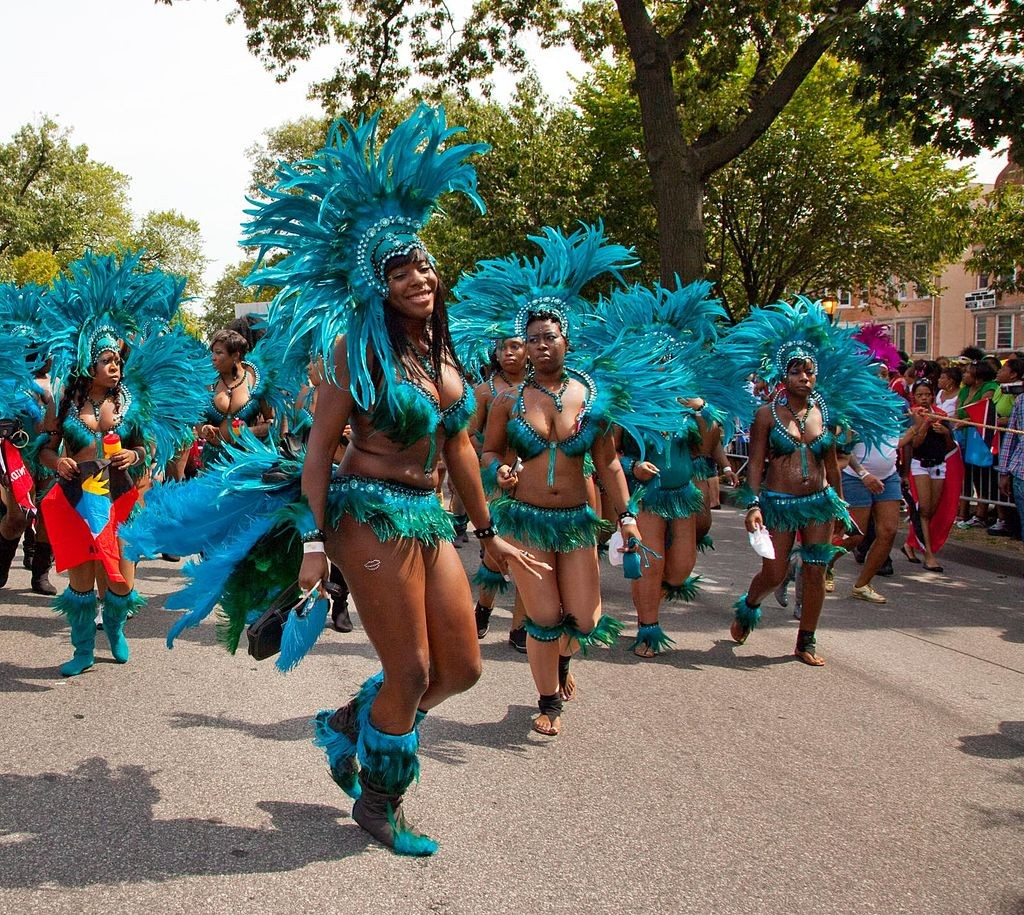 West Indian Day Parade l © Brian Lin