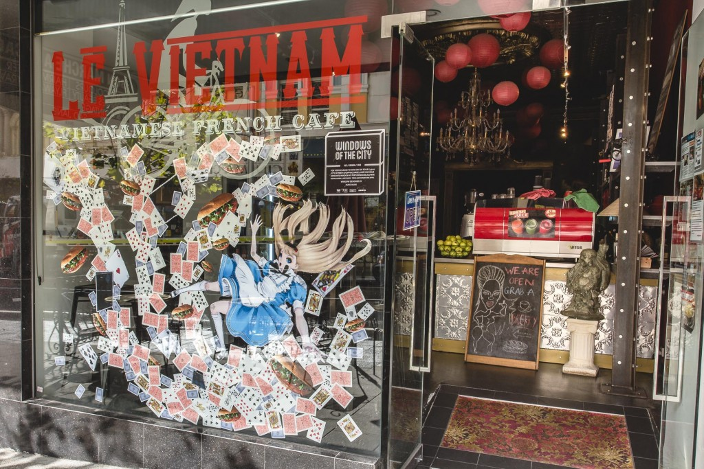Le Vietnam - Windows Of The City, 2016. Telstra Perth Fashion Festival. | © Mac1Photography