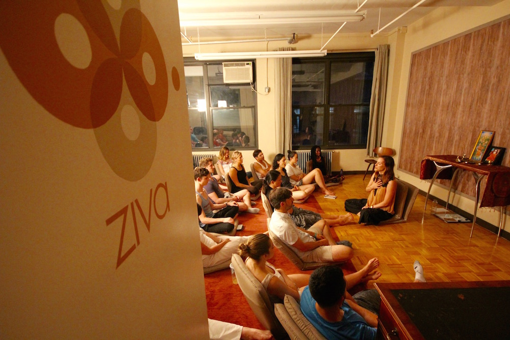 Founder Emily Fletcher is the go-to meditation expert for A-list actors, high net worth CEOs, and Google's notoriously wellness obsessed team © Courtesy of Ziva Meditation