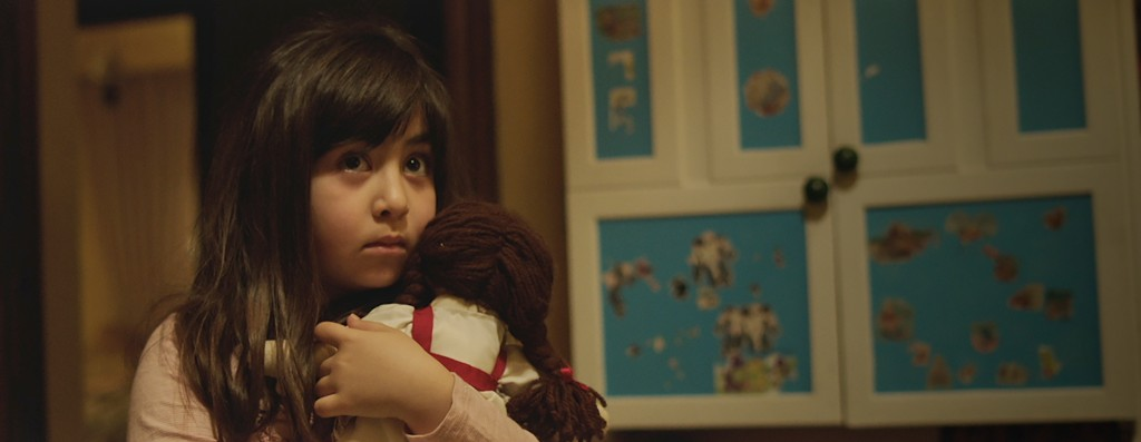 The young star of Under The Shadow | © Studiocanal