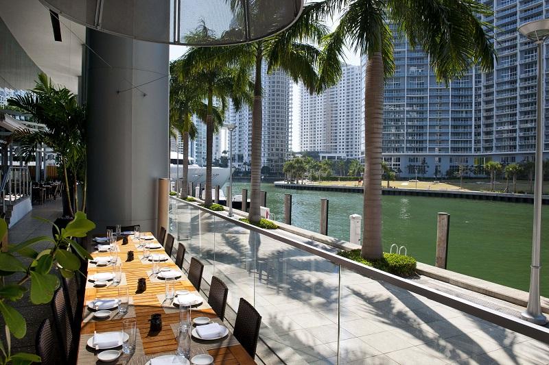 Zuma at the EPIC Hotel in Downtown Miami   Courtesy Photo: Zuma