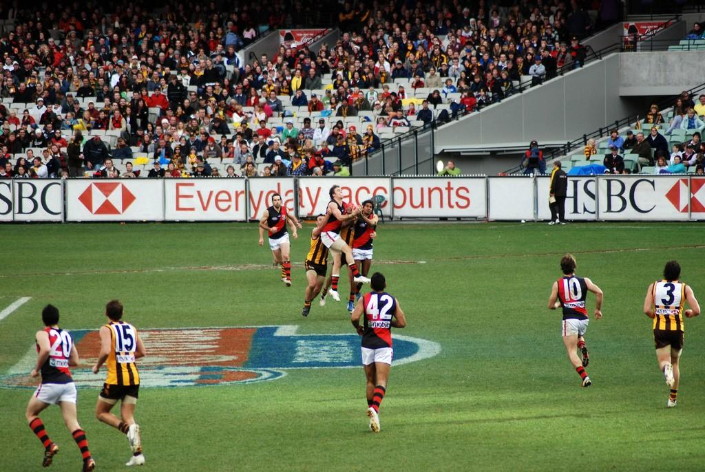 AFL on   Australian football, Australian football league