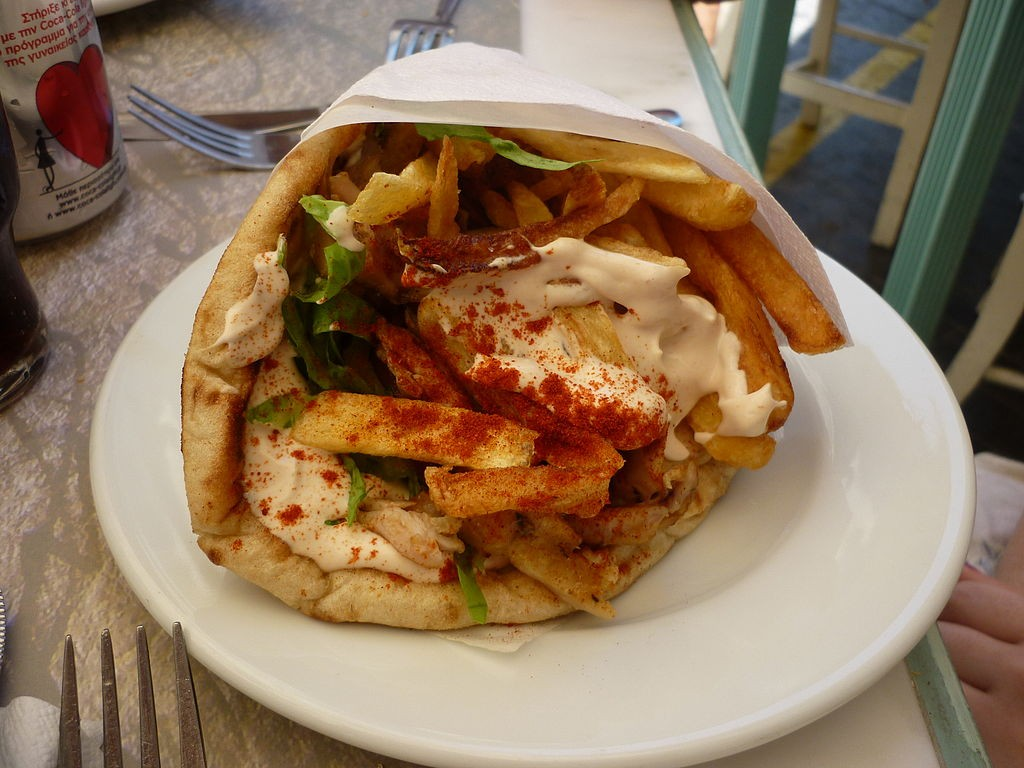 Greek Cuisine Explained Souvlaki Vs Gyro Are euros and pounds the same thing? greek cuisine explained souvlaki vs gyro
