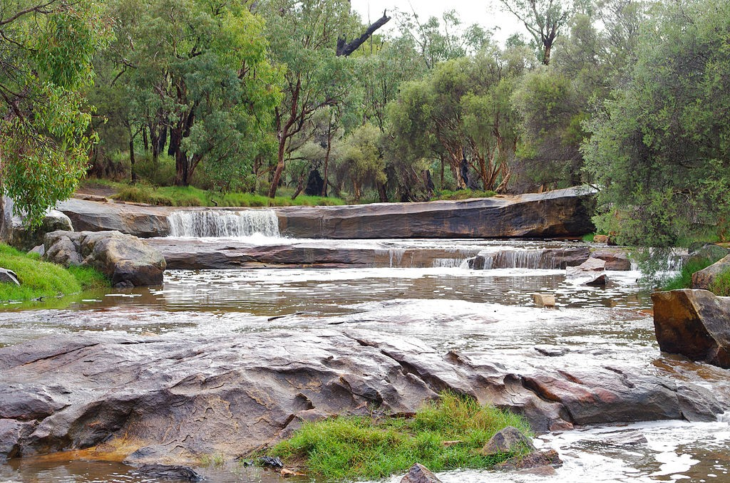 Avon Valley, Noble Falls   © Gnangarra / WikiCommons
