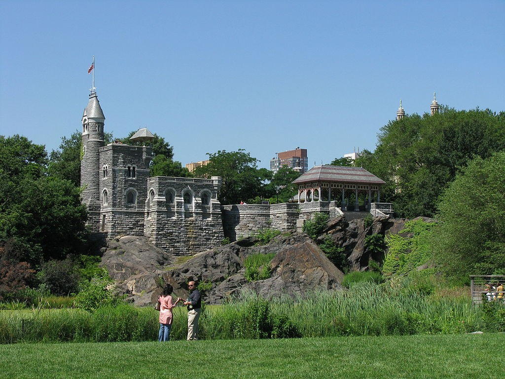 A History Of New York S Belvedere Castle In 1 Minute