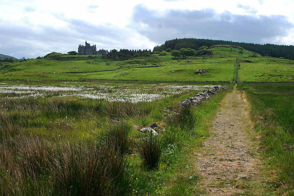 Glengorm Castle | © StaraBlazkova/WikiCommons