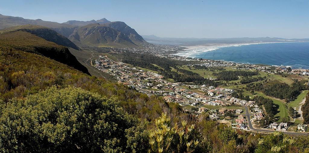 Hermanus, Western Cape, South Africa © Amada44/WikiCommons