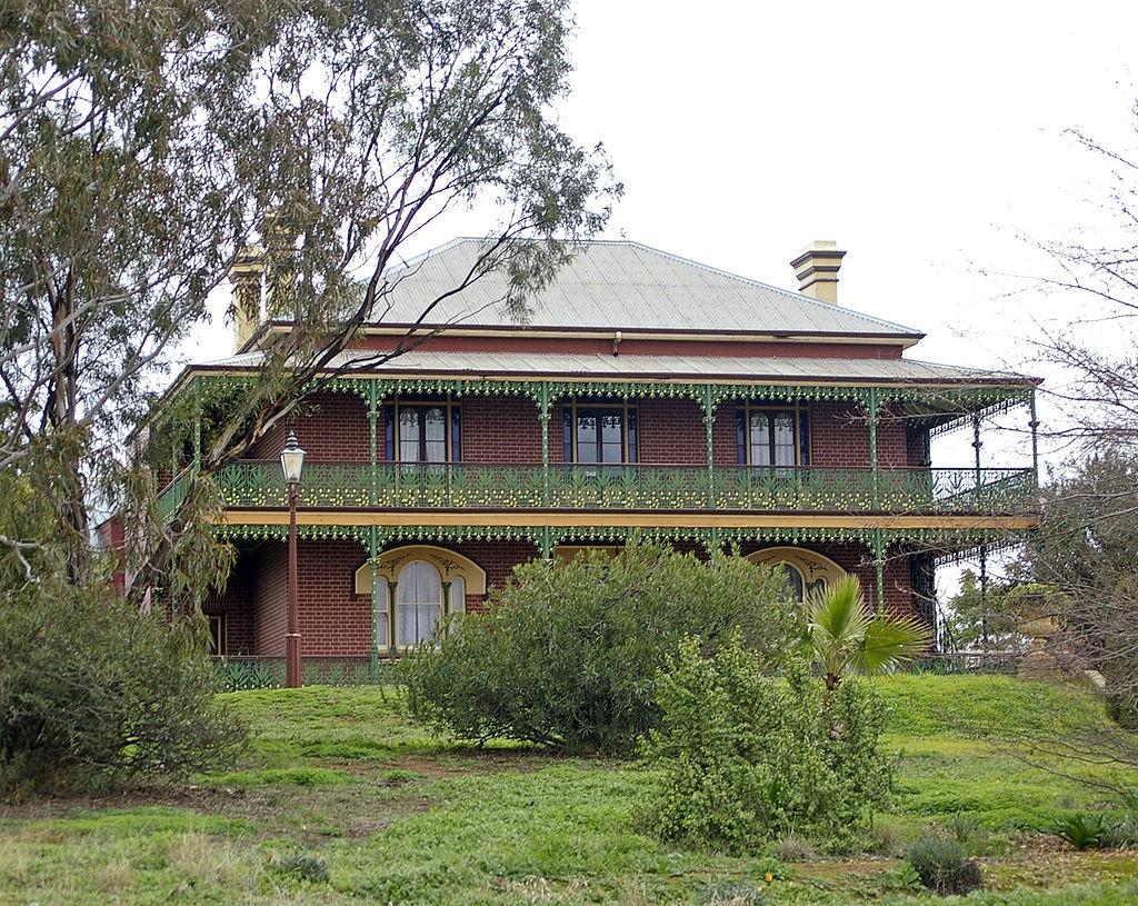 Monte Cristo Homestead in Junee, New South Wales | © Bidgee / WikiCommons