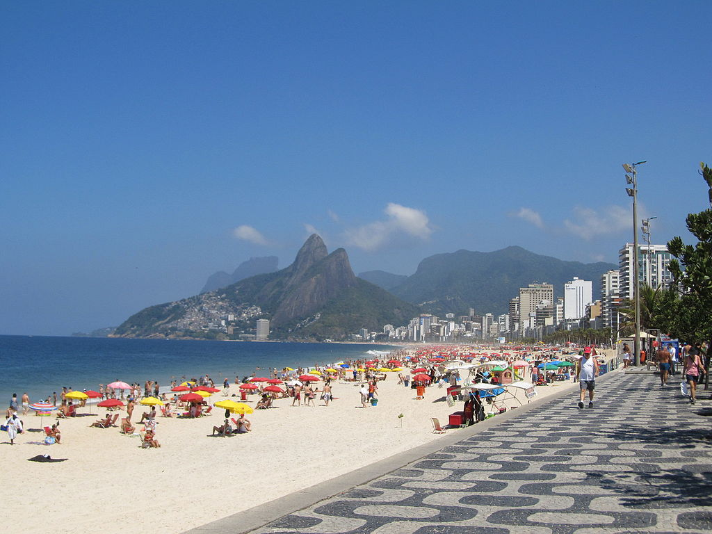 Ipanema beach |© Jorge Andrade/Flickr