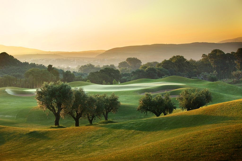 The Dunes Golf Course, Costa Navarino | © Grzontan/WikiCommons