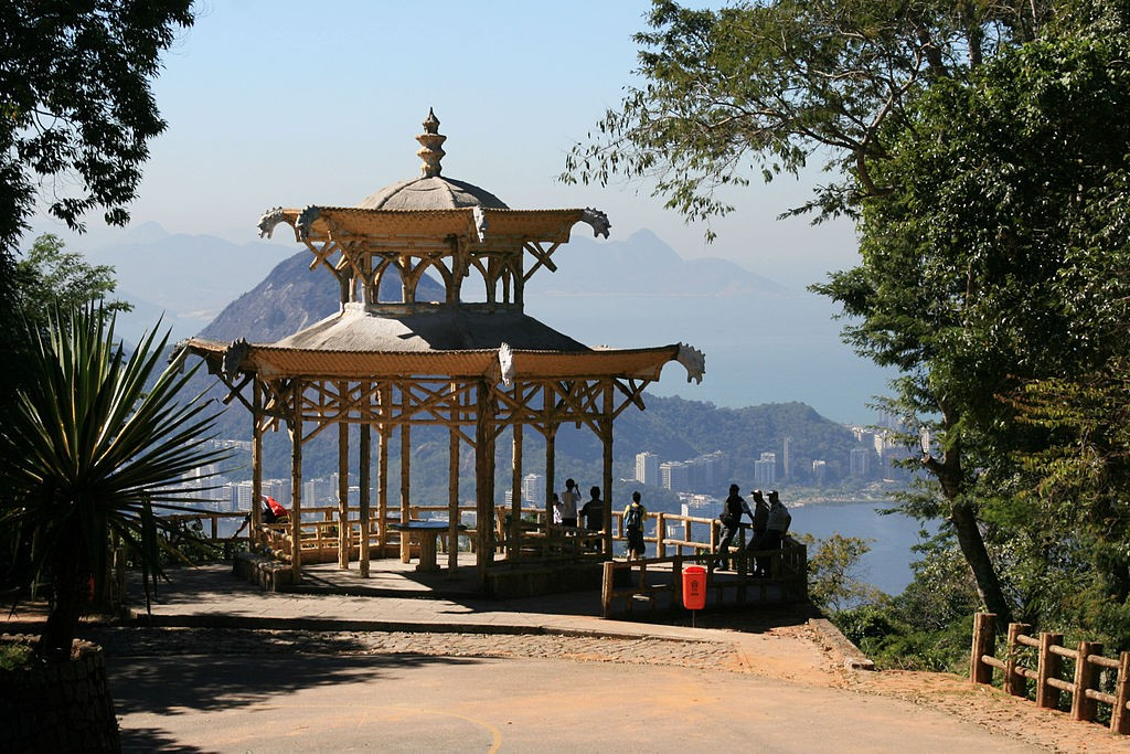 Vista Chinesa at Tijcua forest |© Halley Pacheco de Oliveira/WikiCommons