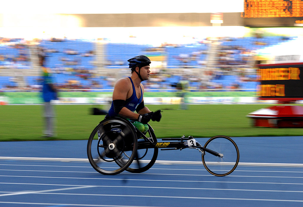 Paralympics |©Marcello Casal Jr/ABr/WikiCommons