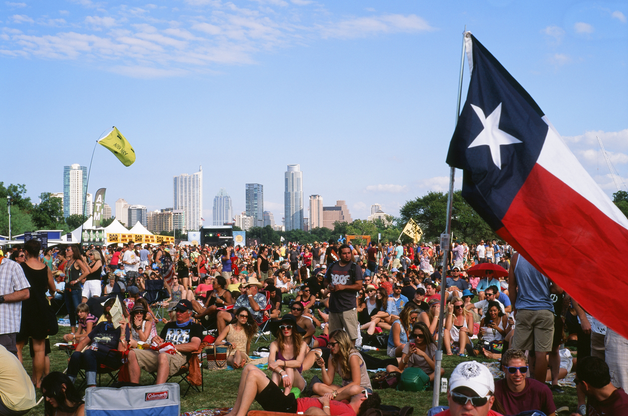 Austin City Limits © Lars Plougmann/Flickr