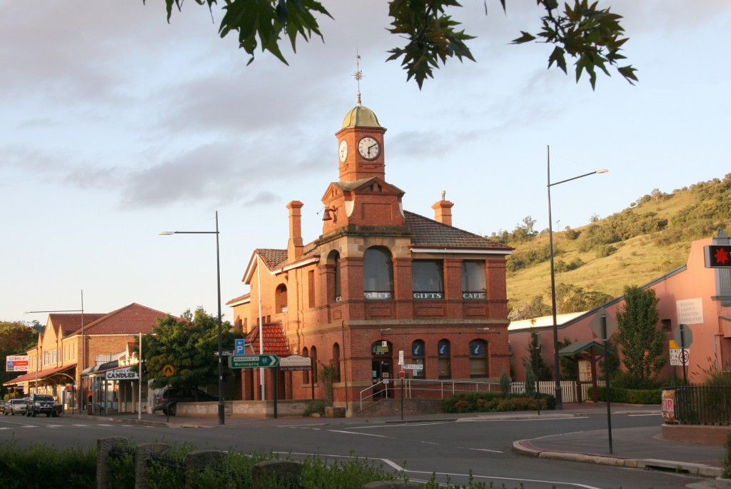 The old post office was built in 1892 and is now the Wollondilly Visitor Information Centre | Courtesy of Tourism Wollondilly
